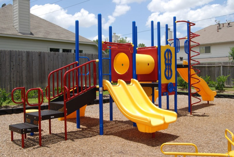 Commercial Playset