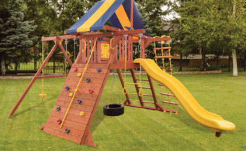 Parrot Island Playcenter XL Tarp